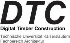 Digital Timber Construction DTC