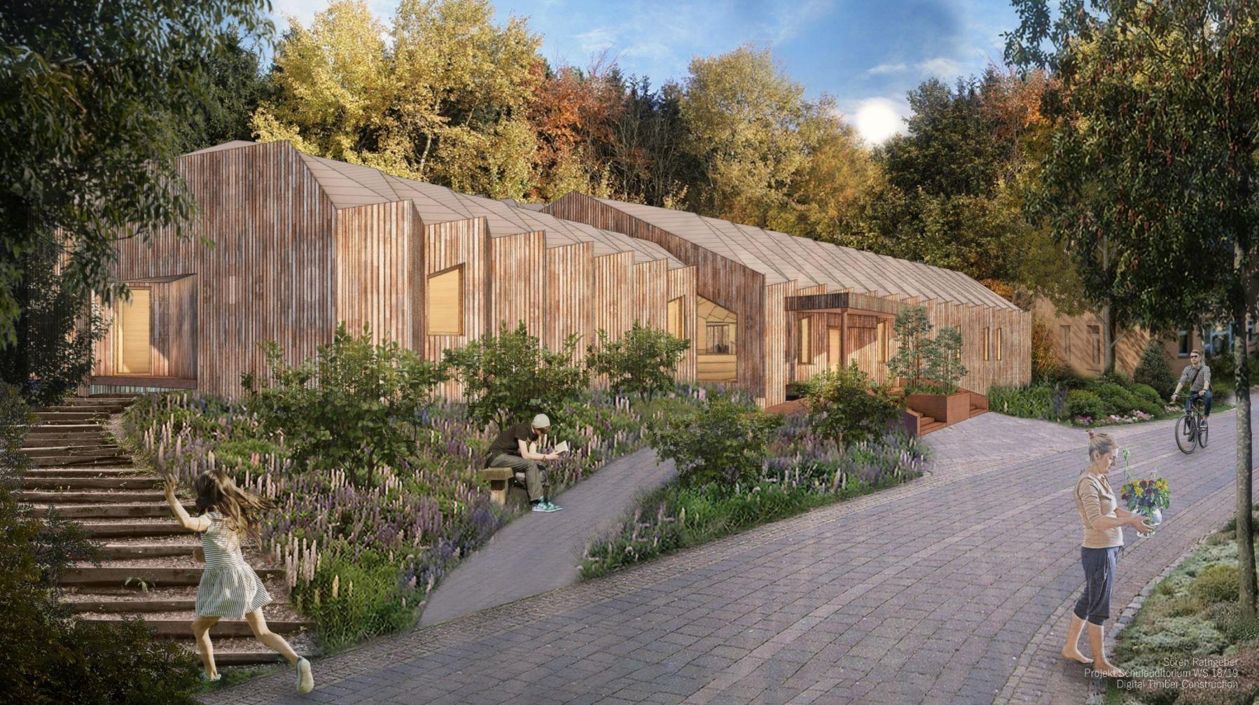 DTC Architecture Studio WS11819, Sören Rathgeber