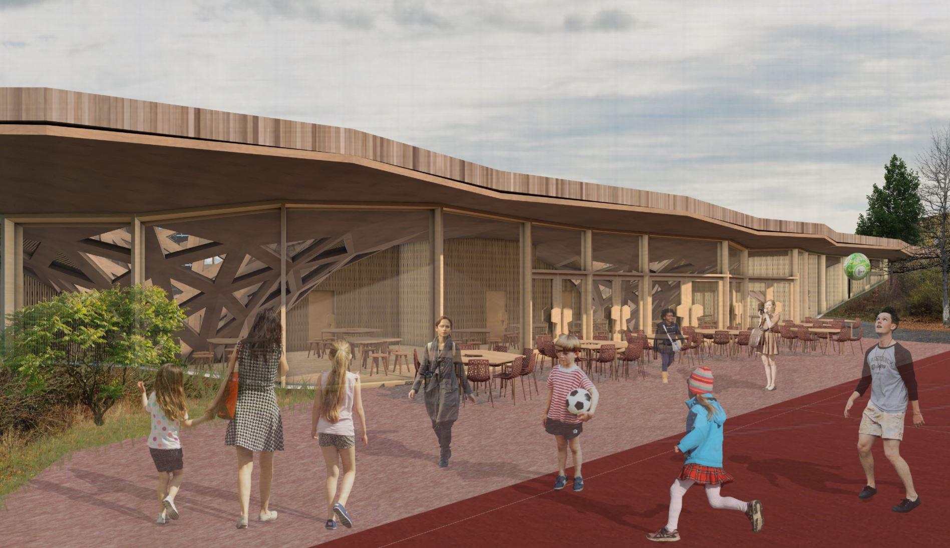 DTC Architecture Studio WS11819, Benedikt Blumenröder