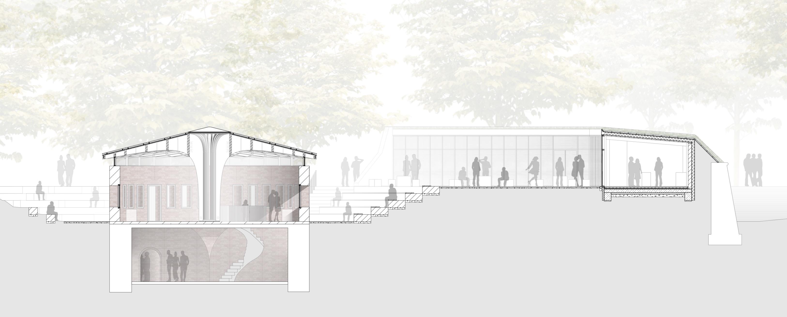 "Dario Smigulan, Philipp Latzko, DTC Architecture Studio SS19 ""Lunette41"""