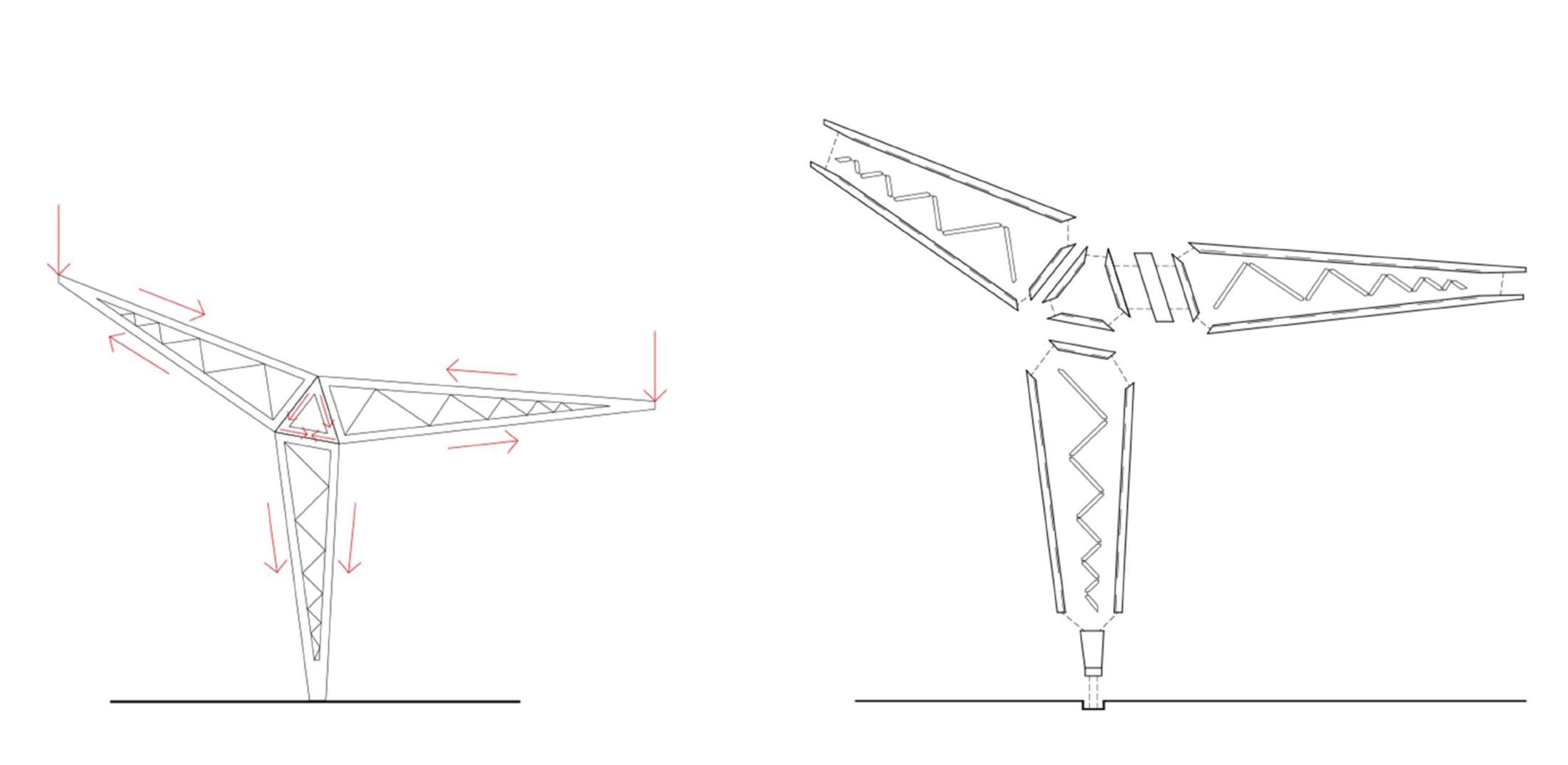 "Hannah Schwaab, DTC Architecture Studio SS19 ""Lunette41"""