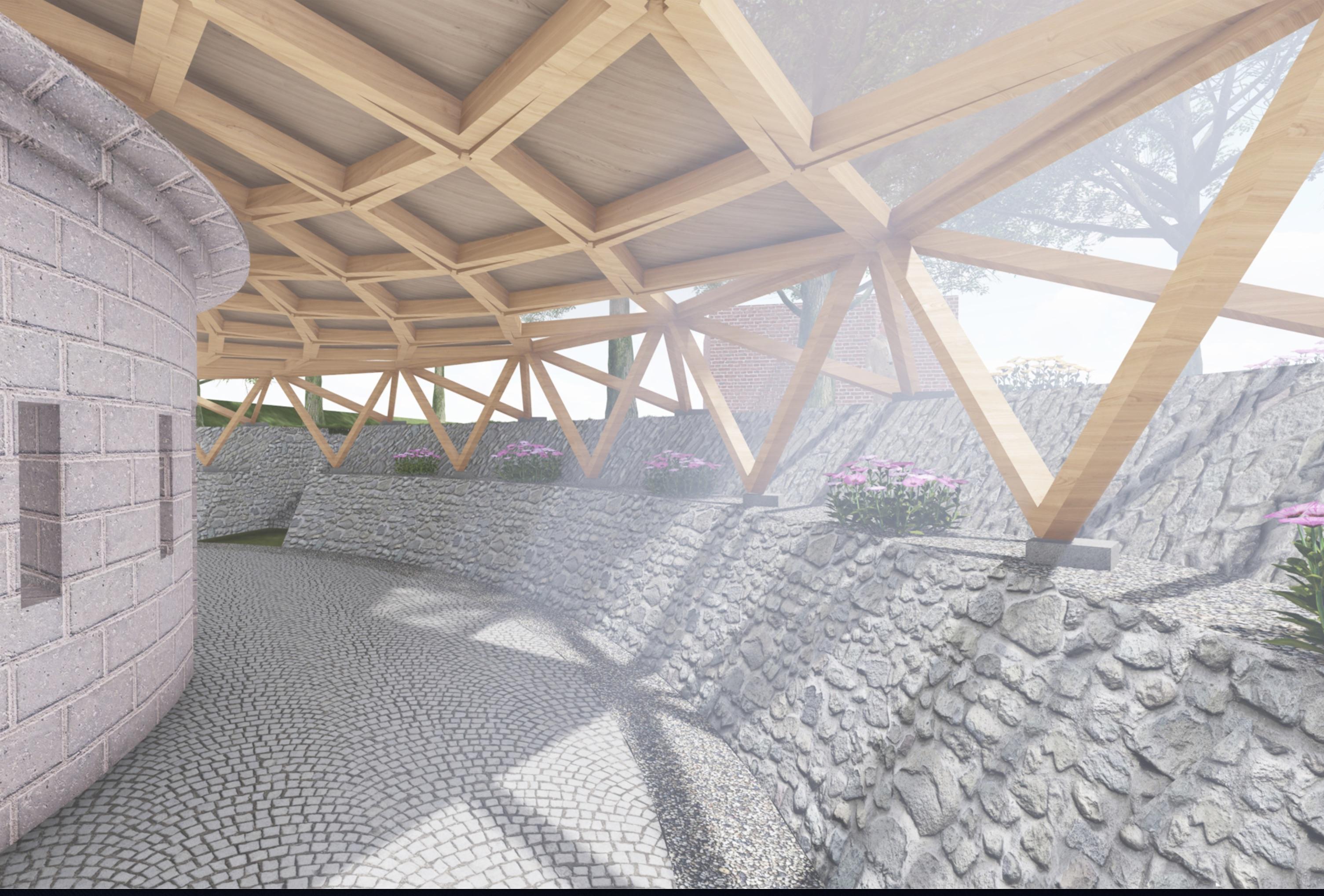 """Mohamed Etaki, DTC Architecture Studio SS19 """"Lunette41"""""""