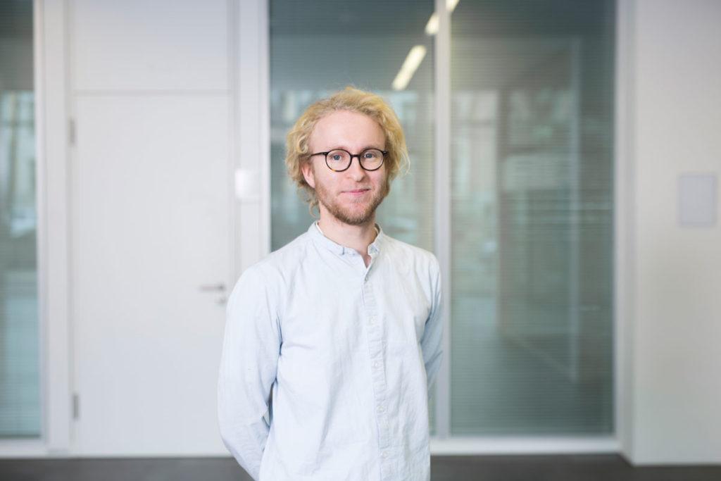 Felix Schmidt-Kleespies DTC Team