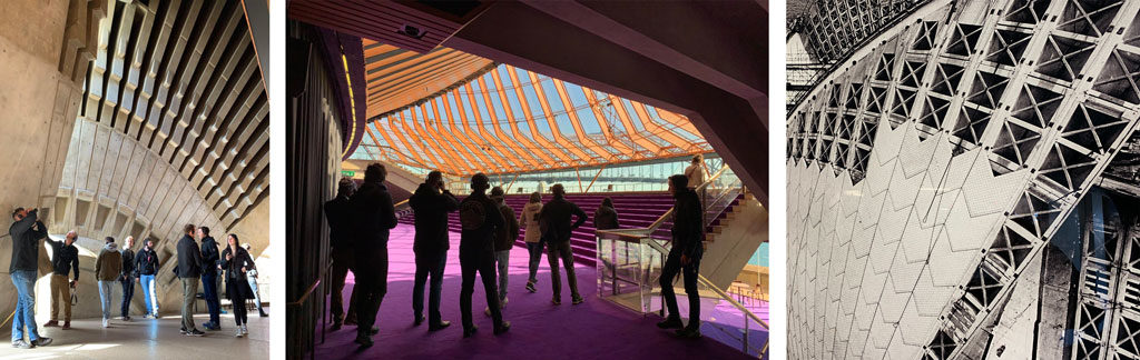 DTC Sydney Workshop 2019: Sydney Opera House Tour