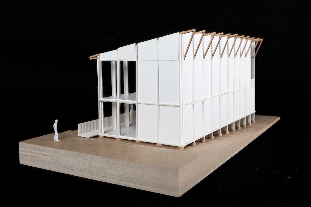 Loiy Qwasmi, DTC Architecture Studio, Project Ecolab, WS2019