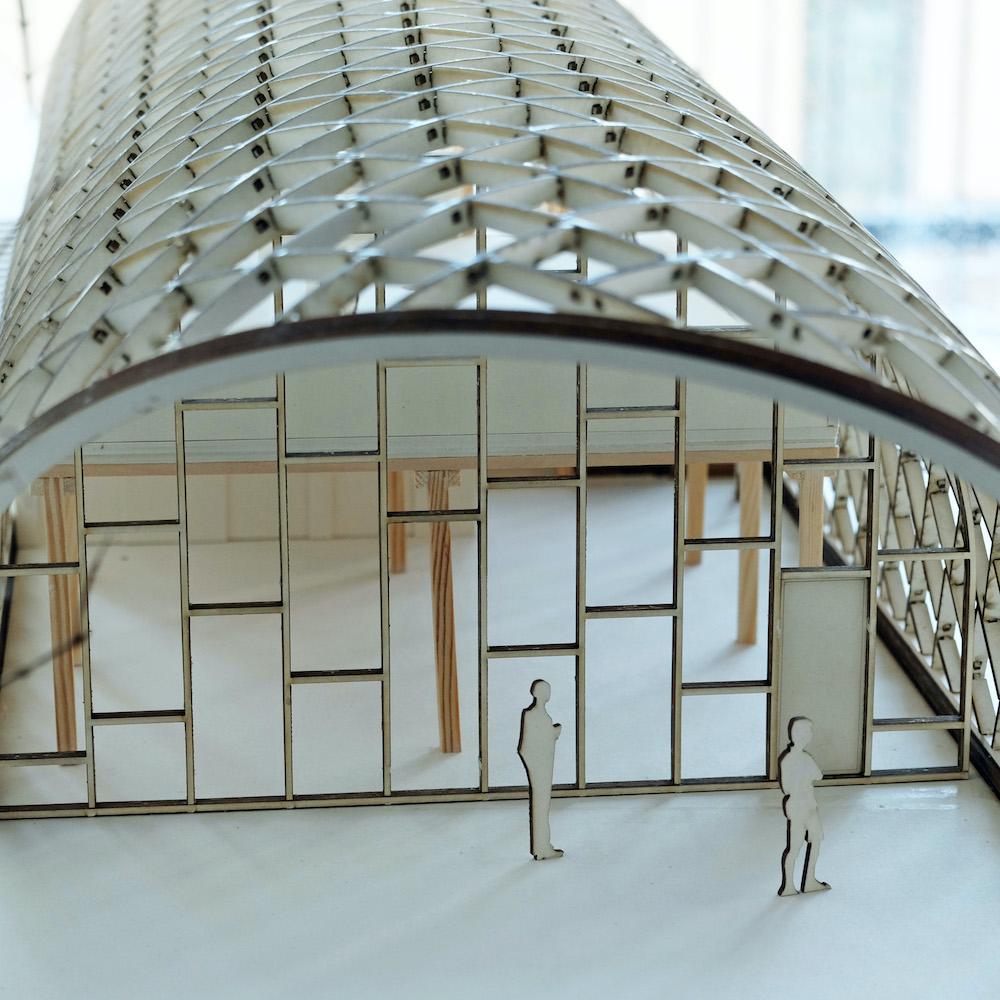 Dario Smigulan and Phillipp Latzko, DTC Architecture Studio, Project Ecolab, WS2019